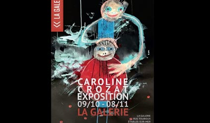 Exposition 'Interritoires' à La Galerie – Octobre 2020