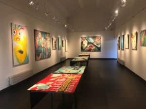 Exposition à Erquy galerie Nonnet