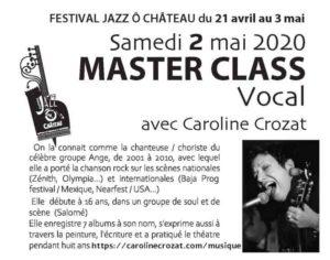 Master Class Vocal