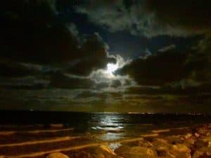Lune de mer