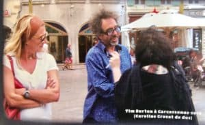 Rencontre avec Tim Burton