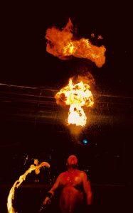 Cracheurs de flammes